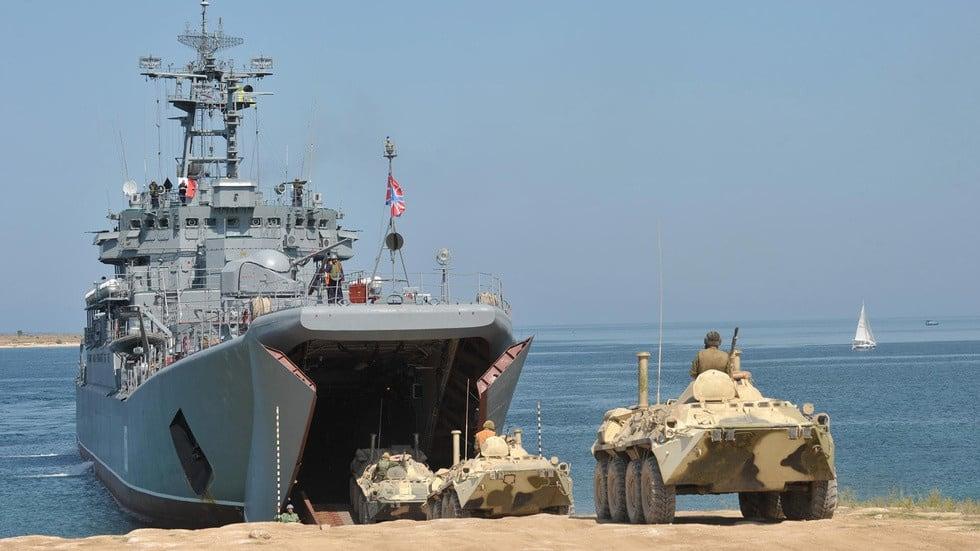 Кремль планирует превратить аннексированный Крым в укрепрайон