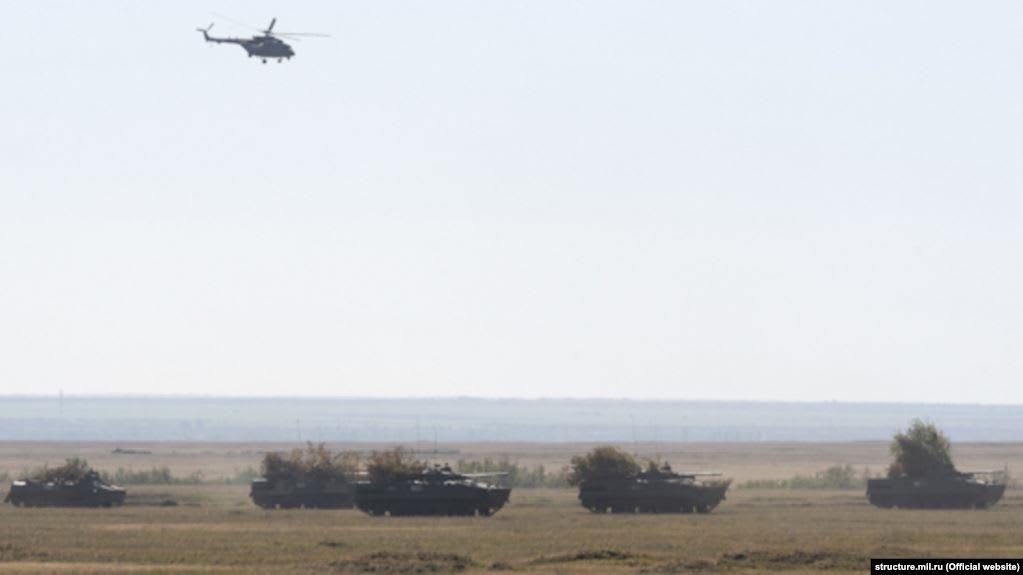 Россия использует Крым как плацдарм для войны в Сирии