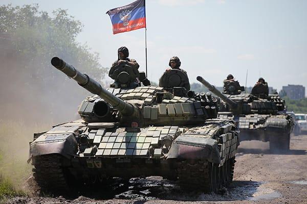 Кислица: Благодаря России количество вооружения у боевиков затмевает некоторые армии Европы
