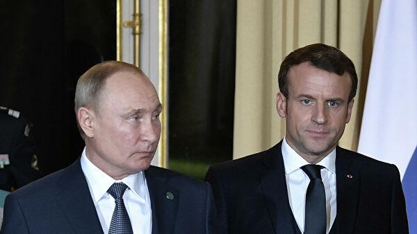 Французский аналитик советует Макрону не ехать в Москву – это укрепит доверие Балтийских стран