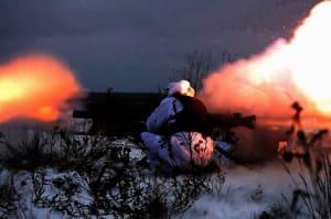 Двойной бой под Мариуполем: попытка прорвать оборону ВСУ захлебнулась