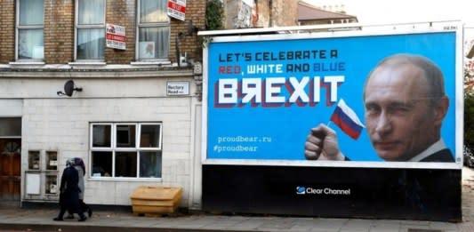 В МИ5 и парламенте Великобритании признали — Brexit был устроен Россией