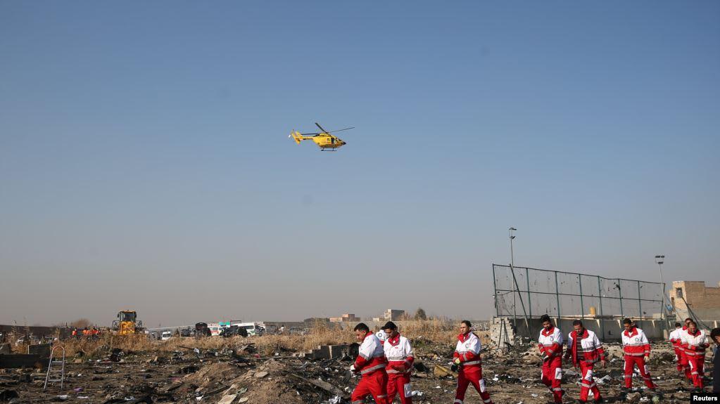 СНБО Украины: самолёт в Иране мог быть сбит ракетой производства РФ