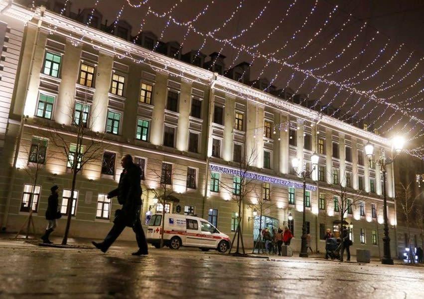 Клиника «Согаза» в Петербурге лечит раненых из «ЧВК Вагнера»