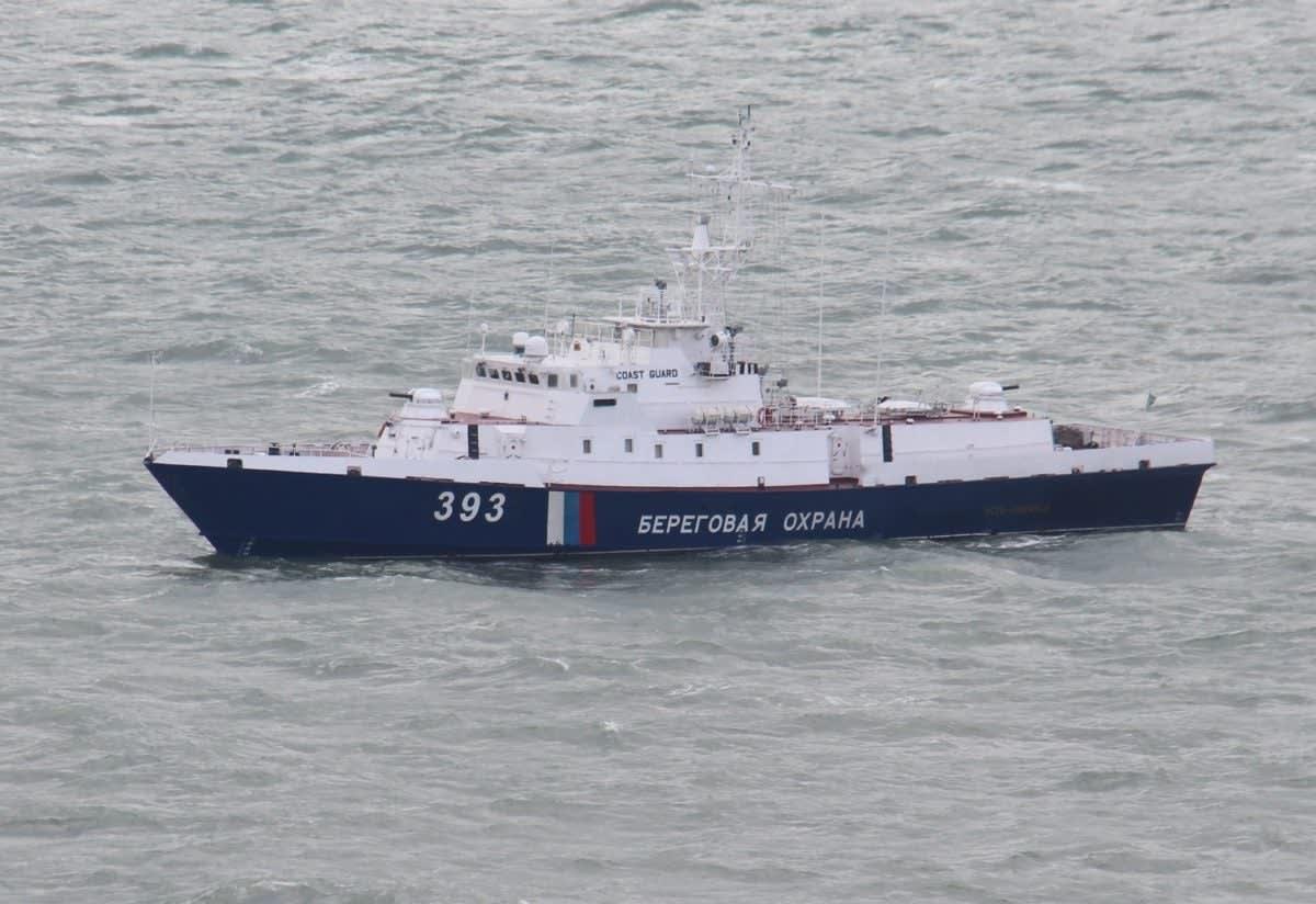ВСУ отогнали от украинского берега корабль РФ, который собирал данные