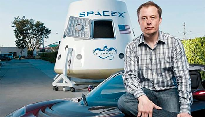 SpaceX ИЛОНА МАСКА ХОРОНИТ «РУССКИЙ КОСМОС»