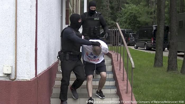 Главный расследователь Bellingcat Грозев о задержании вагнеровцев