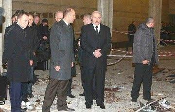 Взрыв в метро Минска организовал Лукашенко