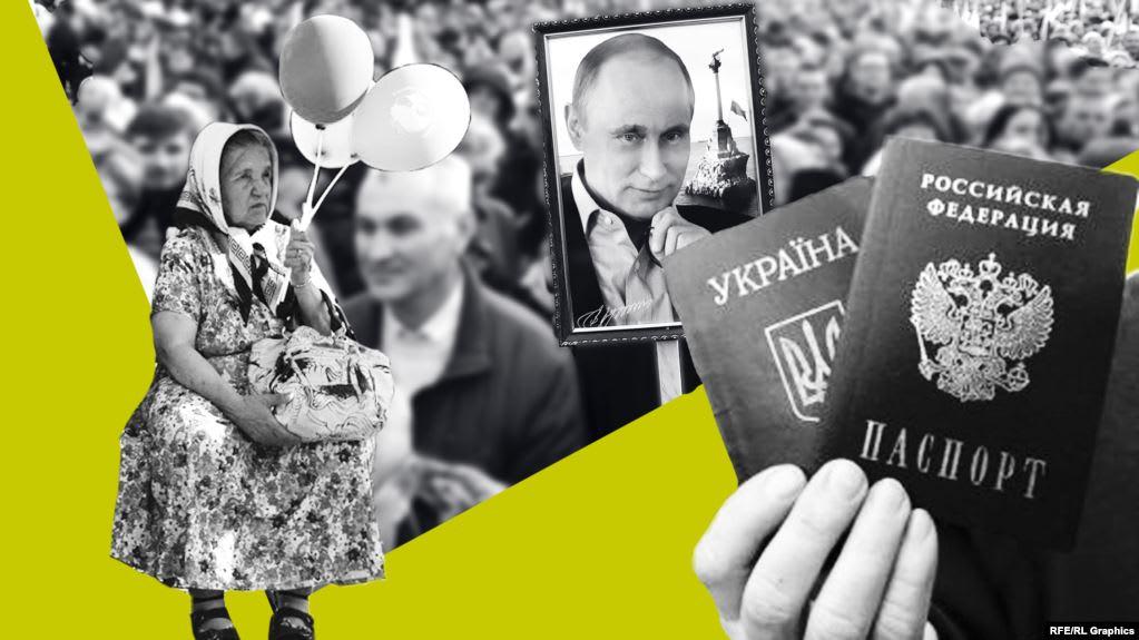 Павел Казарин: Оккупация и аусвайсы