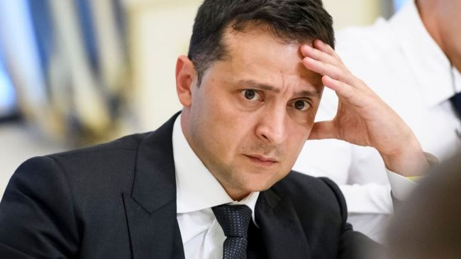 UKRAINE: Betrayal at the very top