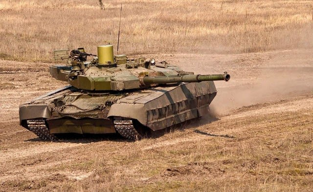 Российская разведка пыталась получить информацию об украинском танке «Оплот»