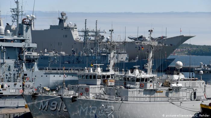 Российские газопроводы в Балтийском море могут использоваться для шпионажа