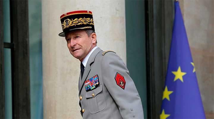 Французский генерал заявил, что Россия угрожает Франции и всему миру