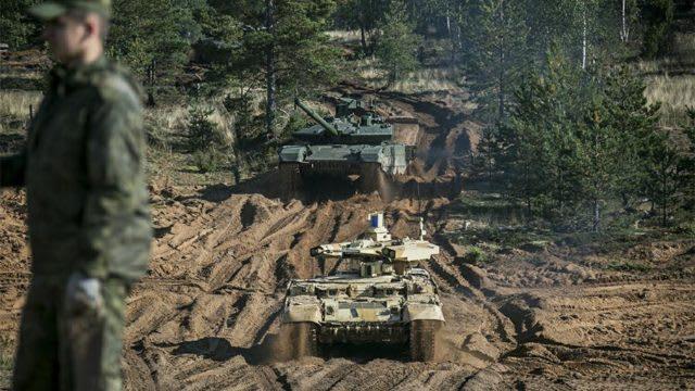 Россия сохраняет значительные военные силы на границе с Украиной
