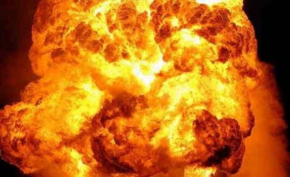 Под Марьинкой взорвались артсклады армии РФ