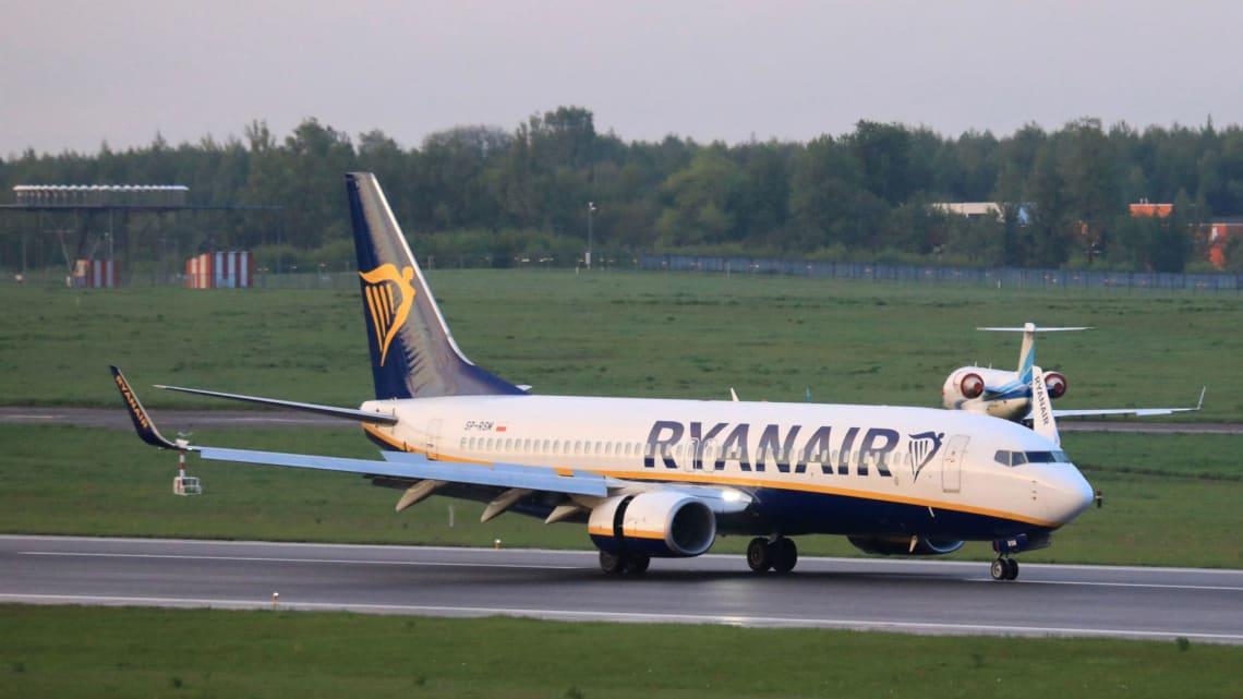"""Еврорадио: Почтовый ящик """"бойцов ХАМАС"""" создали всего за 9 дней до инцидента с Ryanair"""