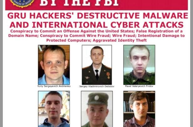«Песчаный червь». США ввели санкции против хакеров ГРУ