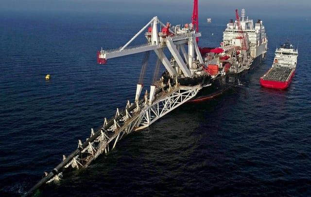 В Конгресс внесли законопроект, расширяющий санкции США против газопровода «Северный поток — 2»