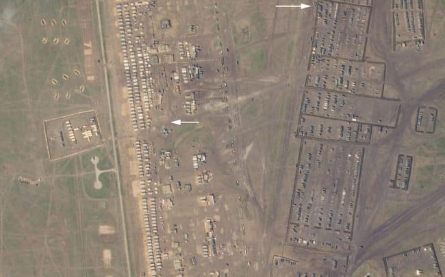 CIT сообщает, что Россия отводит не все войска от границы с Украиной