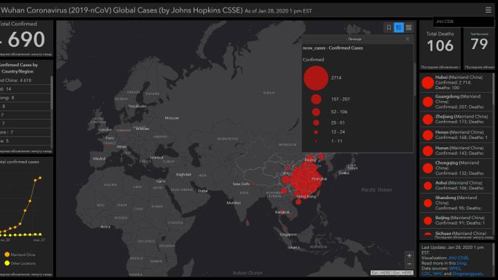 Китайский коронавирус – это биологическое оружие. Ситуация ухудшается