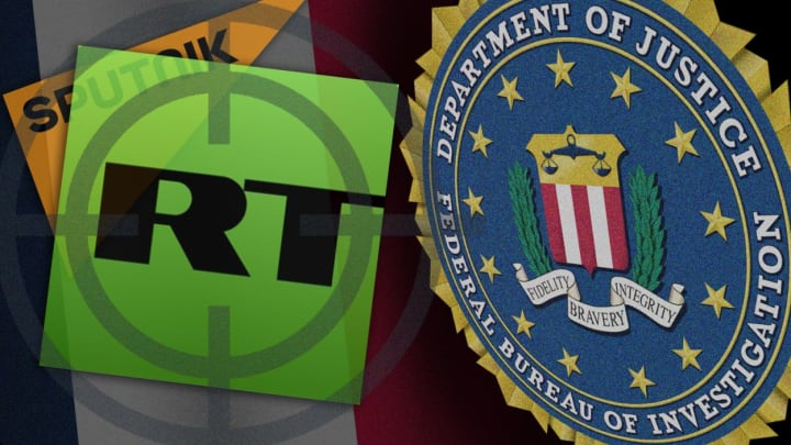 Russian news agency RT now under scrutiny as foreign agent