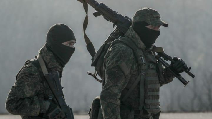 Россия пошла в широкомасштабное наступление на Донбассе