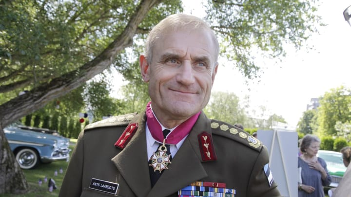 Лаанеотс: русские знакомые сказали, что когда Россия покончит с Украиной, настанет черед Балтии