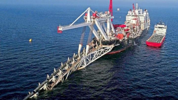 Руководство Германии пыталось помешать введению санкций США против российских газопроводов