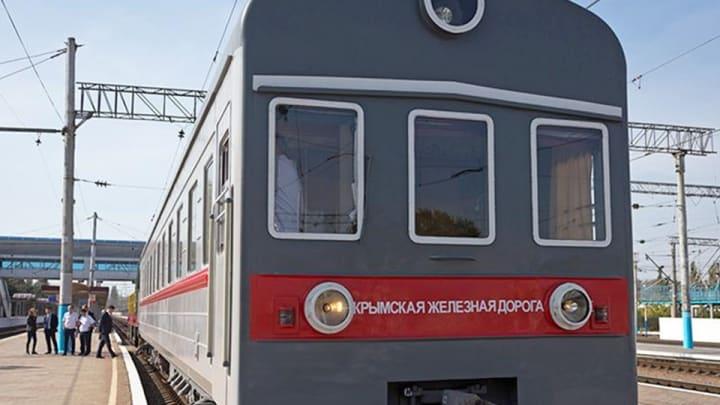 ЖД перевозками в Крым занимается частная компания, связанная с Кипром и БВО