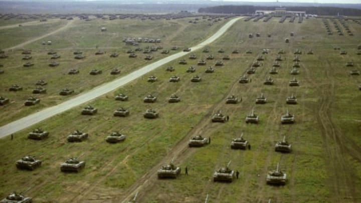 Россия ограничила доступ наблюдателей НАТО на учениях «Запад-2017»