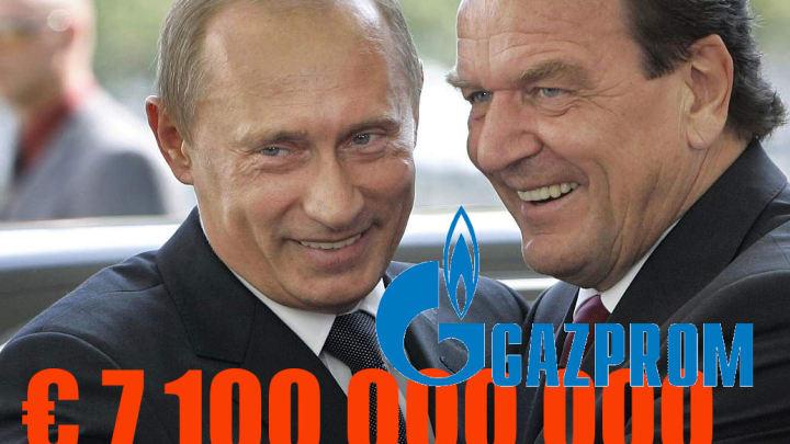 Газпром и Герхард Шредер. Самое дорогое агентство по трудоустройству