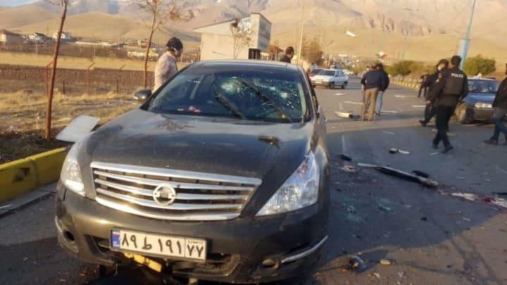 В Иране ликвидирован физик-ядерщик Мохсен Фахризаде