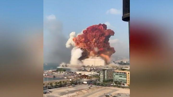 Ливанский канал LBCI: в порту Бейрута взорвалась селитра с судна, принадлежавшего российскому бизнесмену