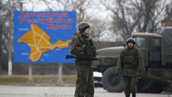 Евросоюз продлил санкции против России из-за аннексии Крыма