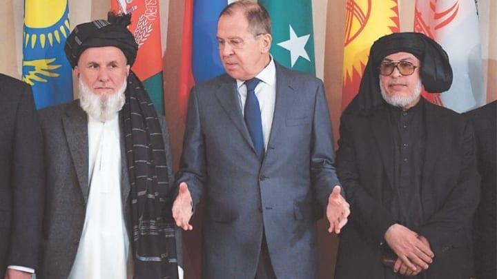 Россию могут привлечь к суду из-за поддержки движения Талибан