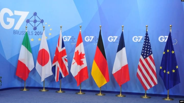 """Встреча """"Большой семерки"""" в Лондоне: страны обсудят борьбу с российской пропагандой"""