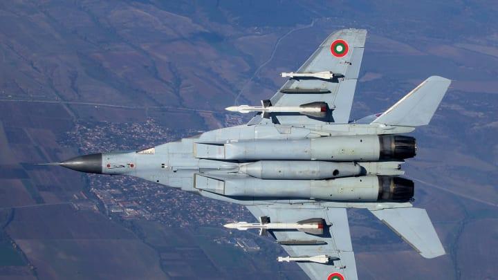 НАТО рекомендует прекратить полеты на МИГ-29, отремонтированных в России