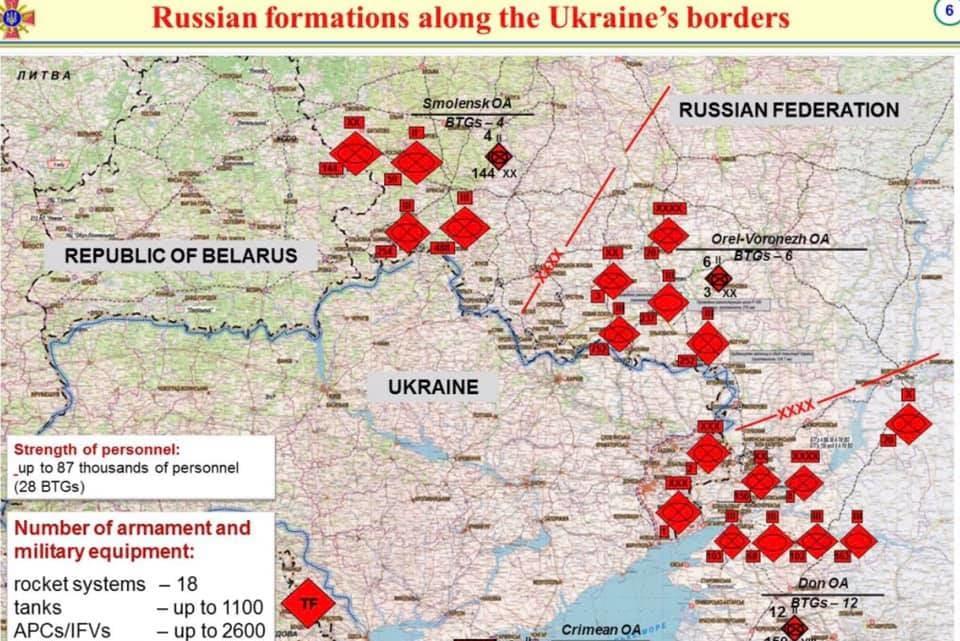 Когда Россия начнёт наступление на Донбассе ?