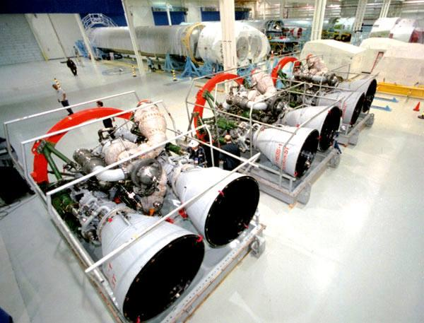 Почему «российский двигатель РД-180» в природе не существует