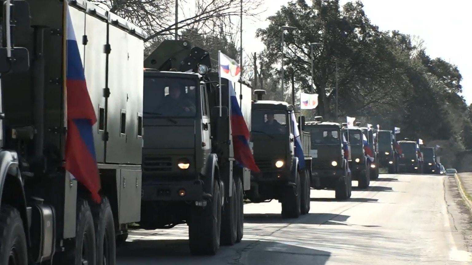 Италия обвинила российских военных, «помогавших» бороться с коронавирусом, в шпионаже и разведке