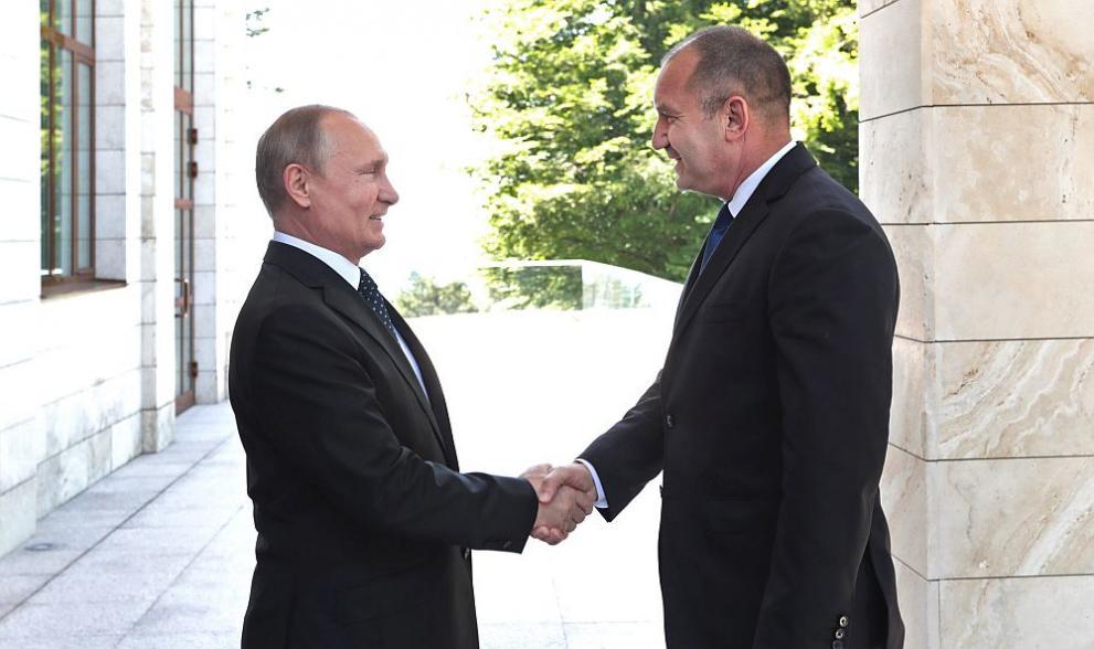 Президент Болгарии - стойкий сторонник России