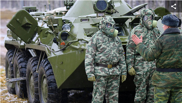 Россия хотела легализовать захват Донбасса используя пандемию эпидемию коронавируса (COVID-19)