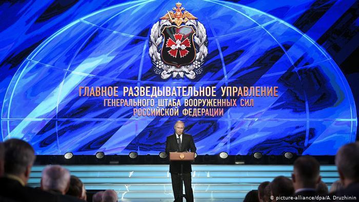 Операции российских спецслужб - признак их слабости