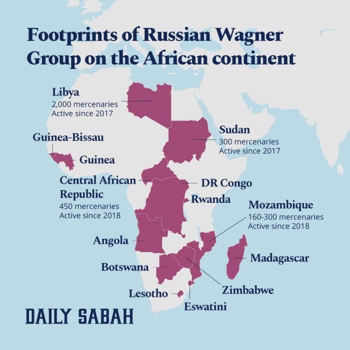 В планшете российского наемника в Ливии найдены детали операций ЧВК «Вагнер»