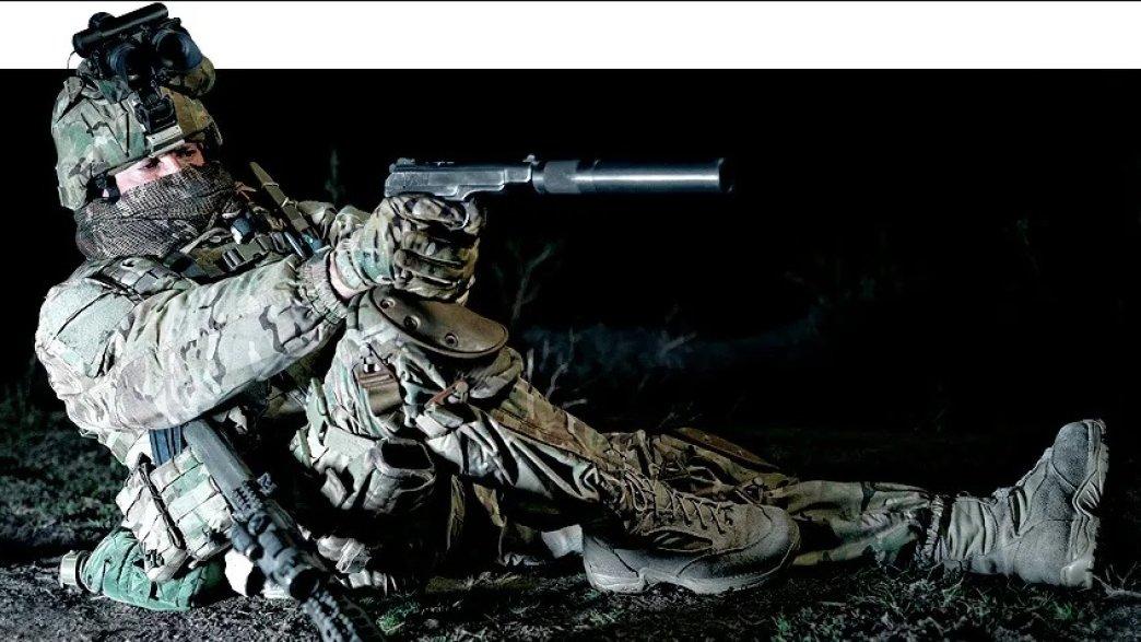 """Украинский военный в одиночку уничтожил пятерых боевиков в """"серой зоне"""" на Донбассе"""