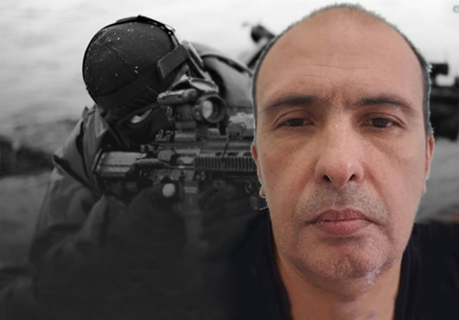 Леван Чарквиани. Фото с ВК-страницы его дочери