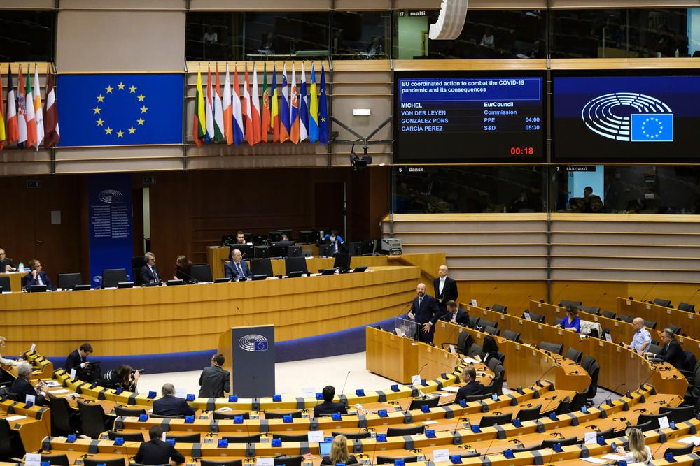 Депутаты Европарламента призывают к новой стратегии ЕС по продвижению демократии в России