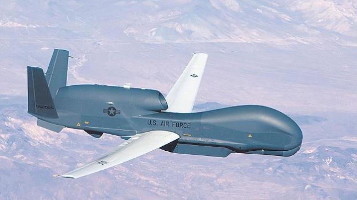 Американские дроны-разведчики следят за российскими оккупационными войсками