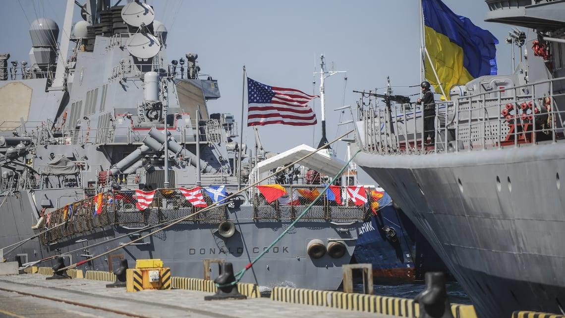 НАТО планирует сохранить свое присутствие в Черном море для поддержки союзников и партнеров