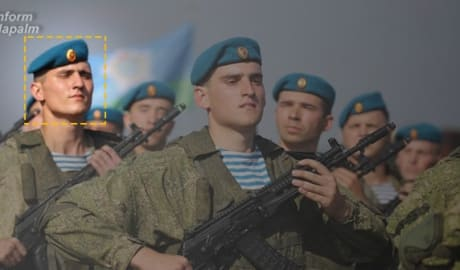 INFORMNAPALM: 76-я десантно-штурмовая дивизия РФ проводит рекогносцировку в Беларуси